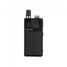 Orion XQ Ultra Portable Kit by Lost Vape Black Black Weave