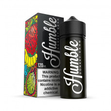 Humble E-liquid 0mg 120ml