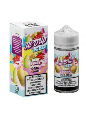 E-liquid Hi Drip / Iced 0mg 100ml