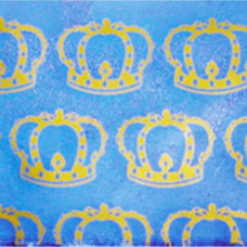 Crown Zip Bag