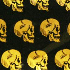 Skull Zip Bag