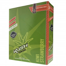 "Rolling Papers Kush Cone Wraps ""Kiwi Strawberry"" 2pouch"