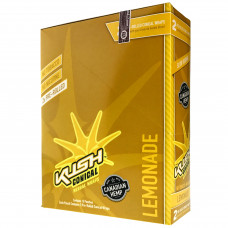 "Rolling Papers Kush Cone Wraps ""Lemonade"" 2pouch"