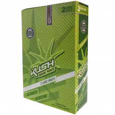 "Rolling Papers Kush Wraps ""Original"" 2 Pouch -25/ct"