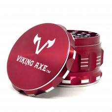 "Grinder Aluminum ""Viking"" 4pc Heavy Duty asst. Color"