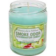 "Smoke Odor ""HONEYDEW MELON"" Exterminator Candle"