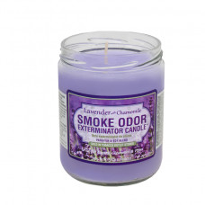"Smoke Odor ""LAVENDER WITH CHAMOMILE"" Exterminator Candle"