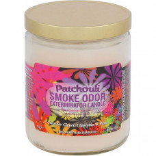 "Smoke Odor ""PATCHOULI"" Exterminator Candle"
